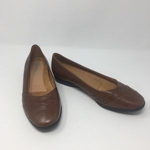 Naturalizer N5 Contour Jaye Brown Shoes Size 7.5